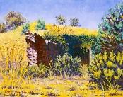 """""""Cordelia Wine Company 1880"""" by Daphne Wynne Nixon"""