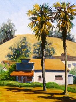 """Tomales Town"" by Daphne Wynne Nixon"
