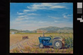 """The Ford in the Field"" by Daphne Wynne Nixon"