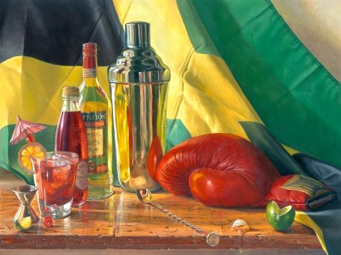 Nixon Jamacan Rum Punch v3 med res