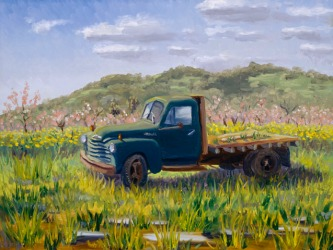 """Ray Erickson's Truck"" by Daphne Wynne Nixon"