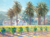 """The Blue Victorian Winery"" by Daphne Wynne Nixon"