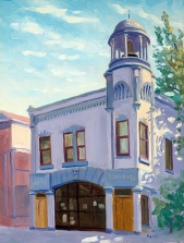 """Vacaville Town Hall"" by Daphne Wynne Nixon"